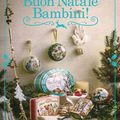 Buon Natale Bambini【Caffarel christmas2018】